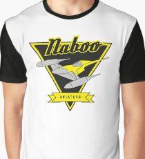 Naboo - Aviators Graphic T-Shirt