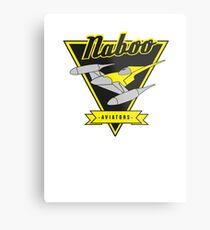 Naboo - Aviators Metal Print