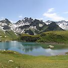 lake panorama by Cornelia Togea