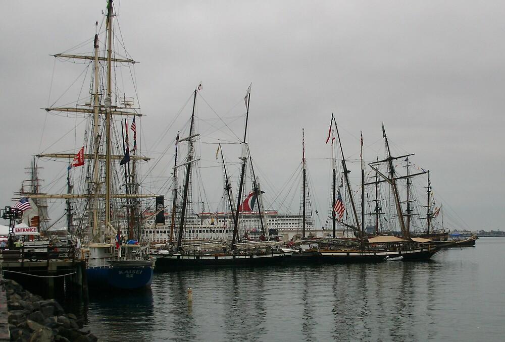 Festival of Sail by fsmitchellphoto