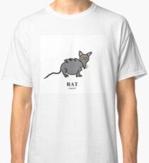 Jenny Quips: Rat! Classic T-Shirt