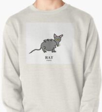 Jenny Quips: Rat! Pullover