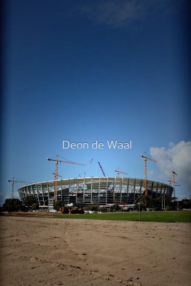 2010 Here we come by Deon de Waal