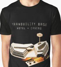 Arctic Monkeys - Tranquility Base Hotel & Casino Graphic T-Shirt