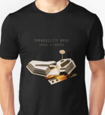 Arctic Monkeys - Tranquility Base Hotel & Casino Unisex T-Shirt
