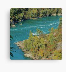 Niagara landscape Canvas Print