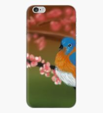 Mountain blue bird iPhone-Hülle & Cover