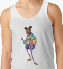 Rugrats: All Glowed Up - Susie Carmichael Tank Top