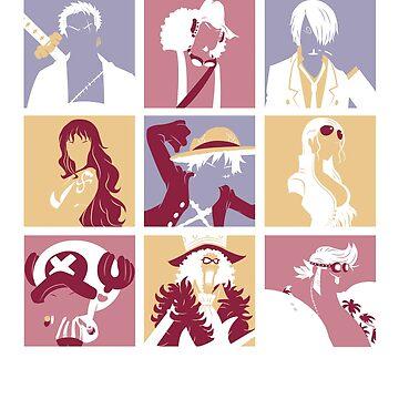 Pop Pirates by Eilex-Design