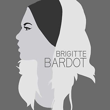 Brigitte Bardot by adriangemmel