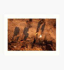 Hot Air VII (2007) Art Print