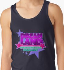 Dreamland- The RetroBlasting Podcast Men's Tank Top