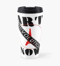 Viva la Art Revolution Travel Mug