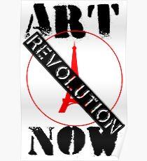 Viva la Art Revolution Poster