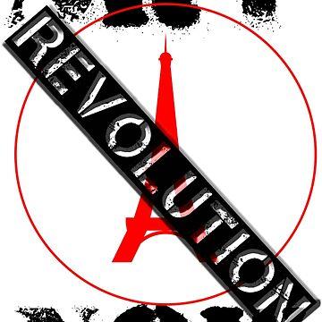 Viva la Art Revolution by cradox