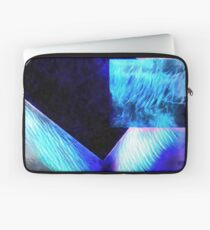 Shapes in Abstract Angels Wings Laptop Sleeve