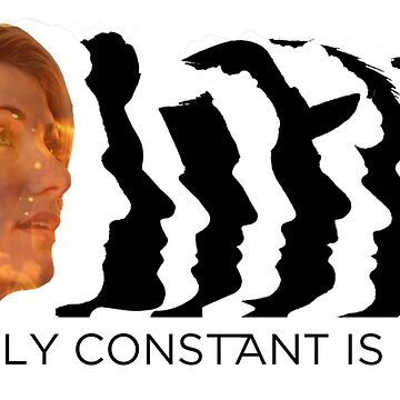 The only constant in change by ElonSvardhagen
