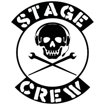 Stage Crew by callmeberty