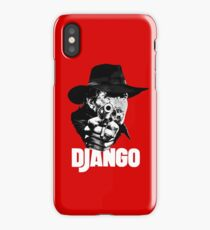 Django - Franco Nero iPhone Case
