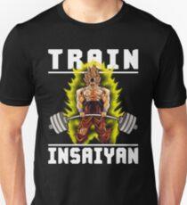 Train Insane - Super SS Deadlift Unisex T-Shirt