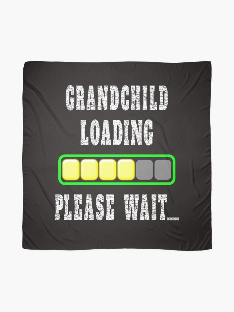 Alternative Ansicht von Enkelkind wird geladen Bitte warten Tuch