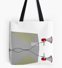 broadband connection Tote Bag