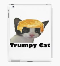 Trumpy Cat iPad Case/Skin