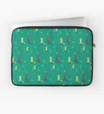 Forest Foxes Laptop Sleeve
