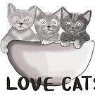 Kittens by Angelica-DK