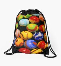 Colorful Marbles 071518 Drawstring Bag
