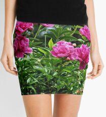 Pink Peoniese 1 - Pennsylvania Mini Skirt