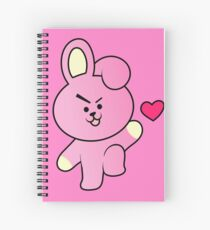 Cooky Spiral Notebook