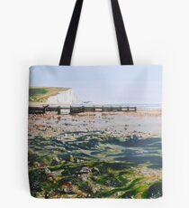 Seaweed and Salt Water Tote Bag