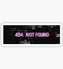 404: Not found those do not exist - Girls' Frontline Sticker
