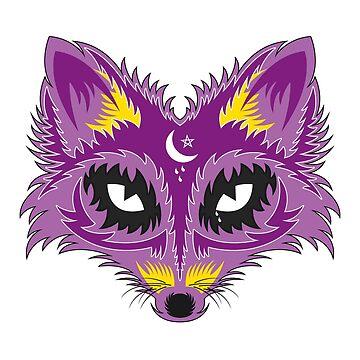 Preying Hunter Fox by newimagedepot