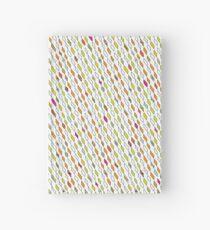 Diamonds Pen Pattern Hardcover Journal