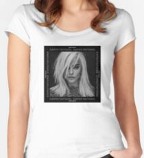Bebe Rexha - Expectations Women's Fitted Scoop T-Shirt