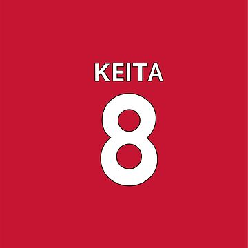 Naby Keita LFC Design by DanDobsonDesign