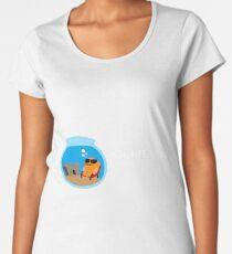 Goldfish Women's Premium T-Shirt