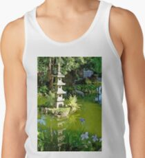 SF Japanese Tea Garden Study 24  Tank Top
