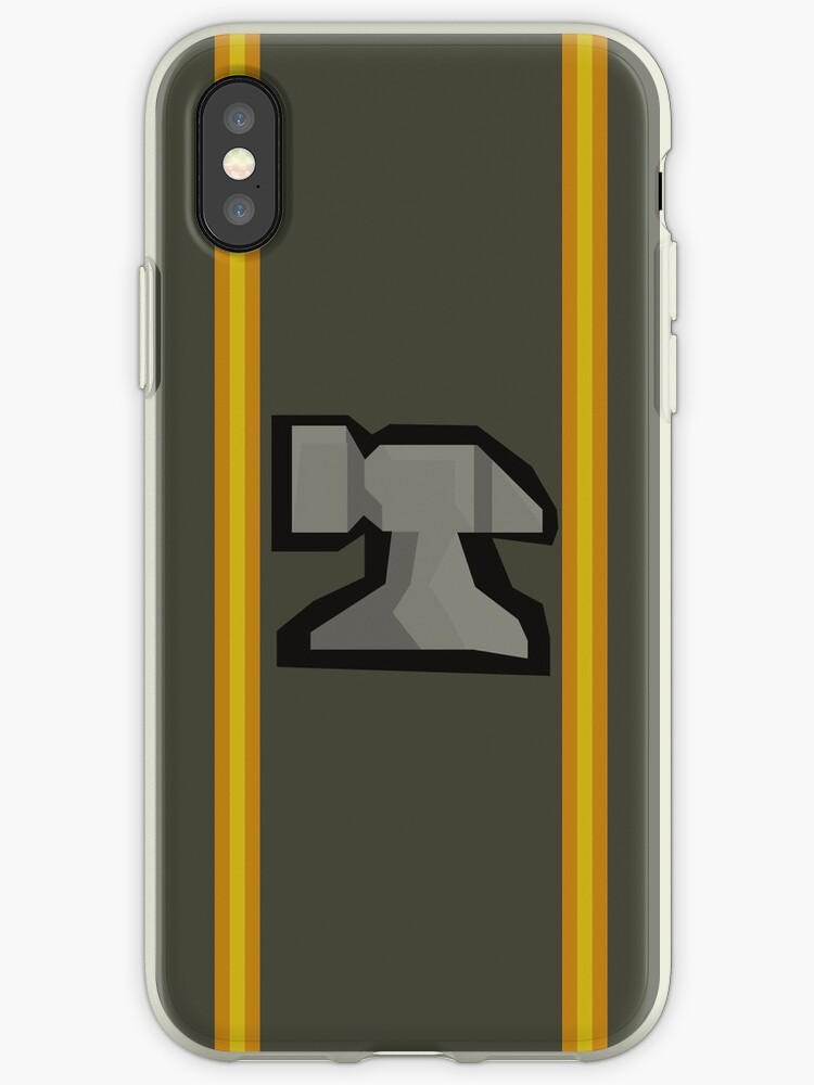 Old School Runescape Slayer Skillcape Iphone Case By Groctel