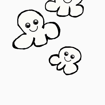Cute Popcorn 02 by Hunniebee