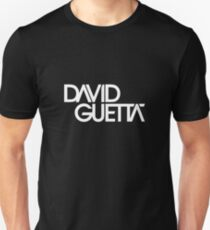 David Guetta Merchandise Unisex T-Shirt