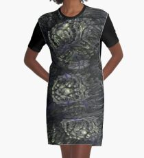 Lost in Fractals Graphic T-Shirt Dress