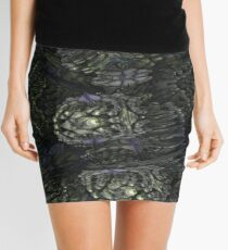 Lost in Fractals Mini Skirt