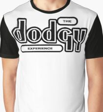 The Dodgy Experience (Parody) Graphic T-Shirt