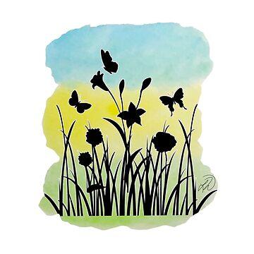 Butterflies  by portraitlady