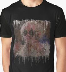 Doc Brown Painting Graphic T-Shirt