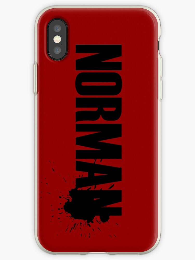 coque iphone 6 norman