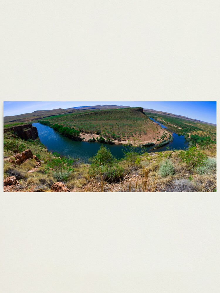 Alternate view of Branco's Lookout Photographic Print